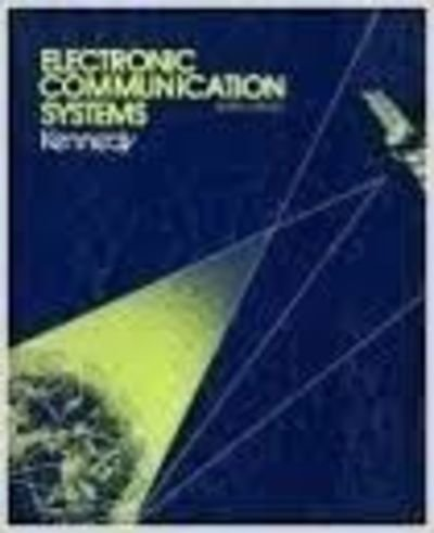 9780070340541: Electronic Communication Systems