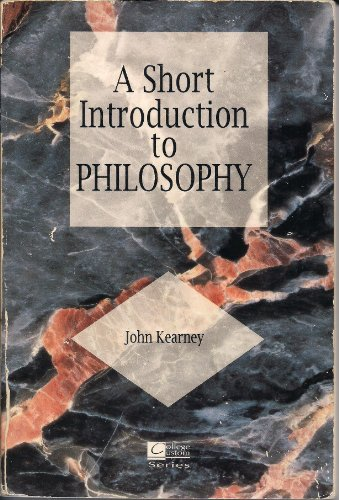 9780070340824: A Short Introduction to Philosophy
