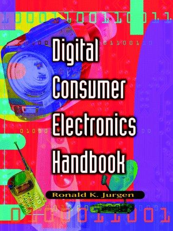 9780070341432: Digital Consumer Electronics Handbook