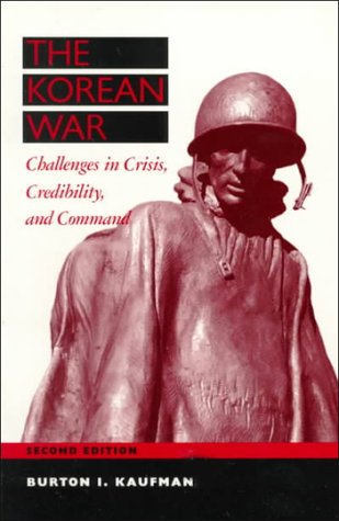 9780070341500: Korean War: Challenges in Crisis, Credibility and Command (America in Crisis)