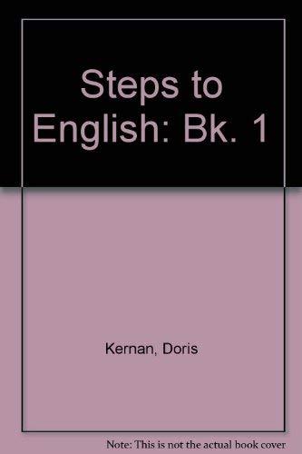 9780070341517: Steps to English (Bk. 1)