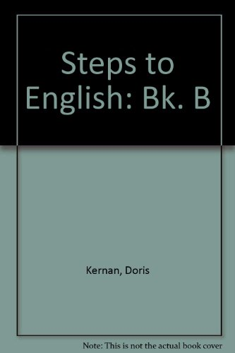 9780070341883: Steps to English/Bk B/Gr K-2