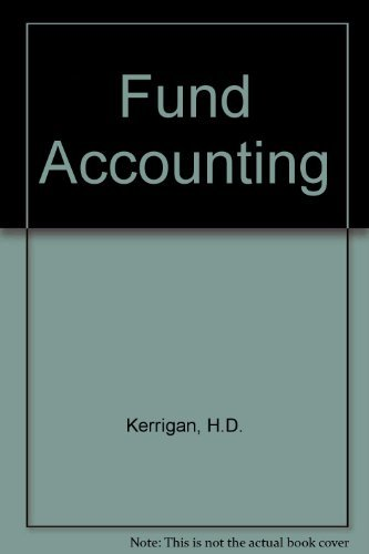 9780070342149: Fund Accounting