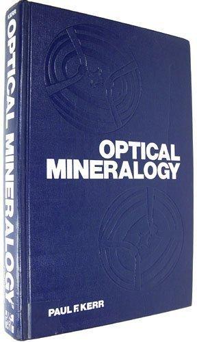 9780070342187: Optical Mineralogy