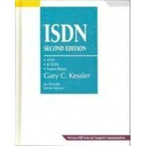 9780070342477: ISDN: Concepts, Facilities and Services (McGraw-Hill Series on Computer Communications)