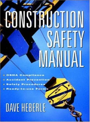 9780070343399: Construction Safety Manual
