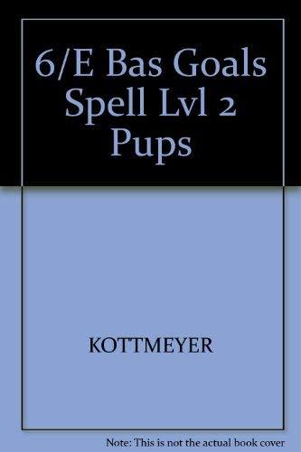 9780070343627: Basic Goals in Spelling, Level 2