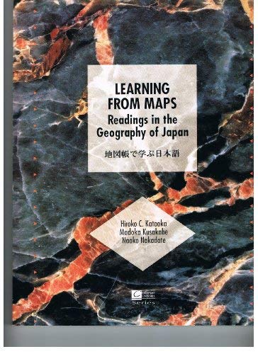 Learning From Maps: Readings in the Geography
