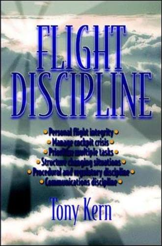 Flight Discipline: Anthony T. Kern
