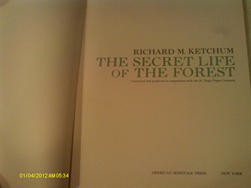 9780070344181: The secret life of the forest