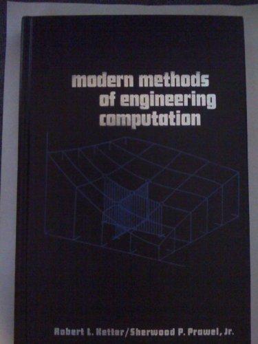 9780070344235: Modern Methods of Engineering Computation