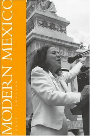 9780070344310: Modern Mexico: A Volume in the Comparative Societies Series