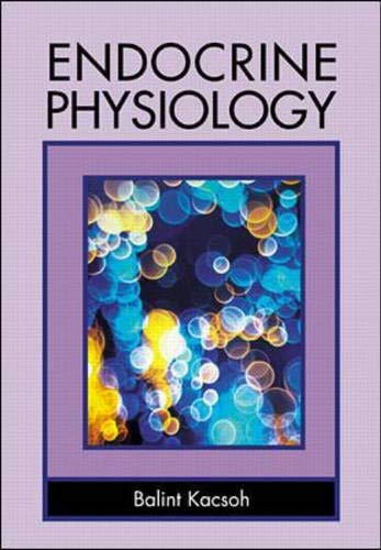 9780070344327: Endocrine Physiology