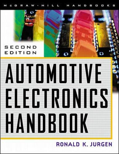 9780070344532: Automotive Electronics Handbook