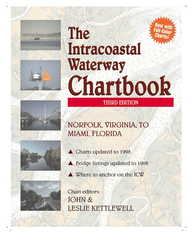 9780070344556: Intracoastal Waterway Chartbook: Norfolk to Miami