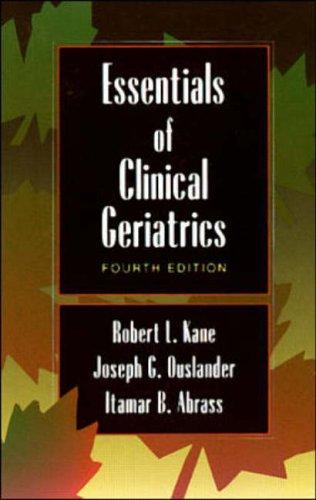 9780070344587: Essentials of Clinical Geriatrics