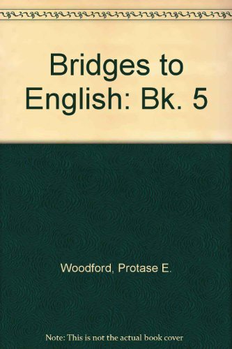 9780070345058: Bridges to English: Bk. 5