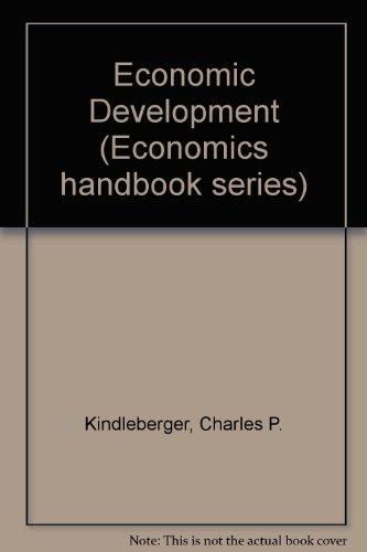 9780070345843: Economic Development (Economics handbook series)