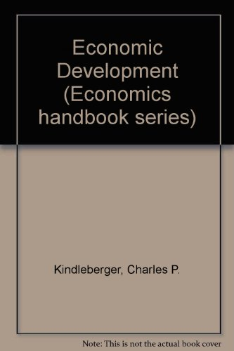 9780070345843: Economic Development (Economics handbook series)