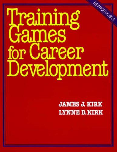 9780070347908: Training Games for Career Development