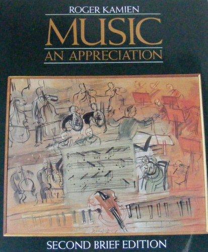 9780070348196: Music: An Appreciation