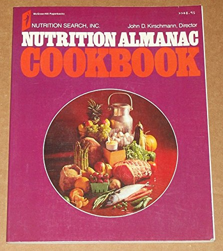 9780070348462: Nutrition Almanac Cookbook
