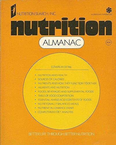 9780070348479: Nutrition Almanac
