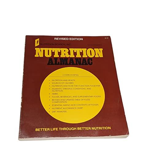9780070348493: Nutrition Almanac