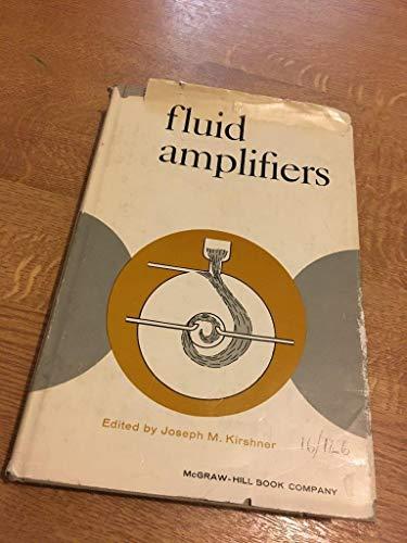 9780070348615: Fluid Amplifiers