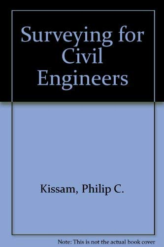 9780070348820: Surveying for Civil Engineers