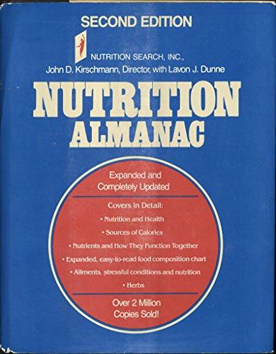 9780070349063: Nutrition Almanac