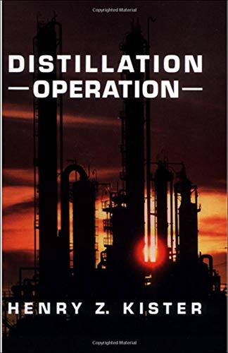 9780070349100: Distillation Operation