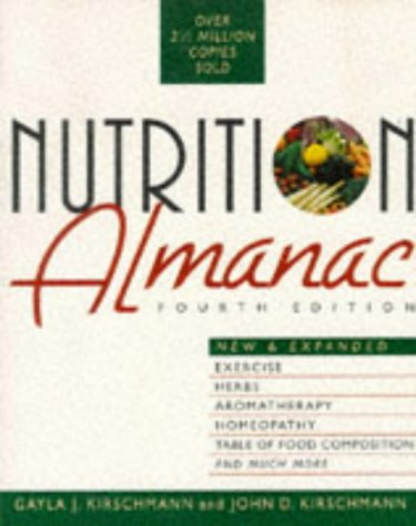 9780070349223: Nutrition Almanac (4th ed)