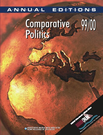 9780070349490: Comparative Politics 1999/2000 (Annual Editions)