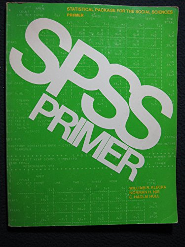 9780070350236: Statistical Package for the Social Sciences: S.P.S.S.Primer
