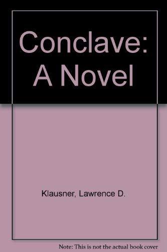 9780070350281: Conclave: A Novel