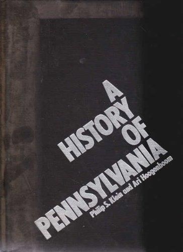 9780070350373: A history of Pennsylvania