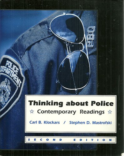 9780070350816: Thinking About Police: Contemporary Readings