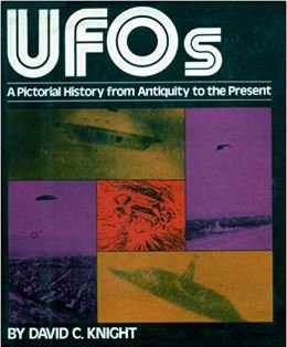 9780070351035: Ufos, a Pictorial History from Antiquity to the Present