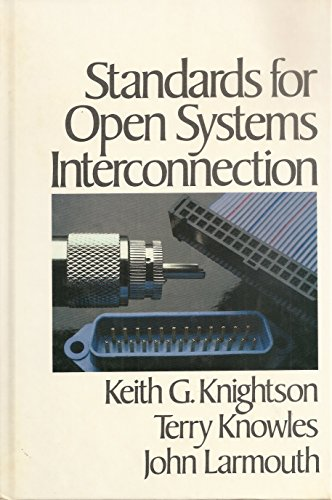 9780070351196: Standards for Open Systems Interconnection