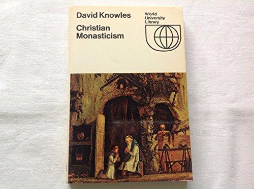 9780070351912: Christian Monasticism