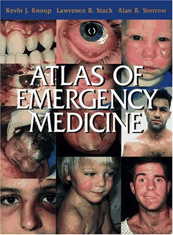 9780070352025: Atlas of Emergency Medicine