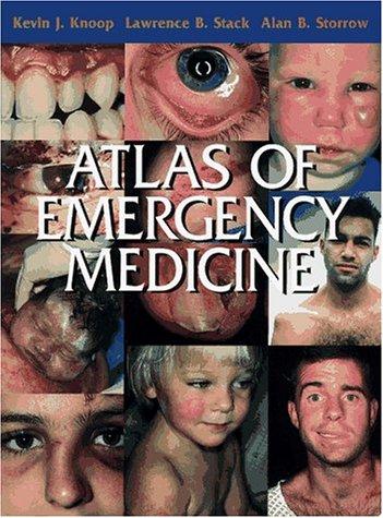 9780070352025: Atlas of Emergency Medicine