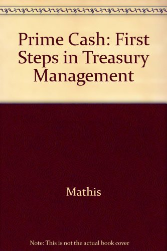 9780070352209: Prime Cash: First Steps in Treasury Management