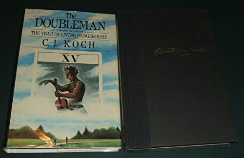 The Doubleman: Koch, Christopher J.
