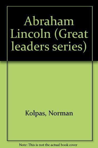 9780070352650: Abraham Lincoln (Great leaders series)