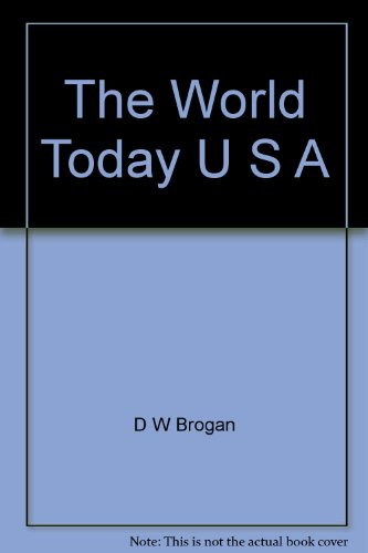 9780070352926: World Today