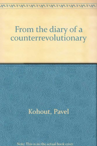 9780070352964: Title: From the diary of a counterrevolutionary