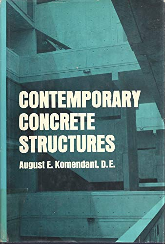 9780070353282: Contemporary Concrete Structure