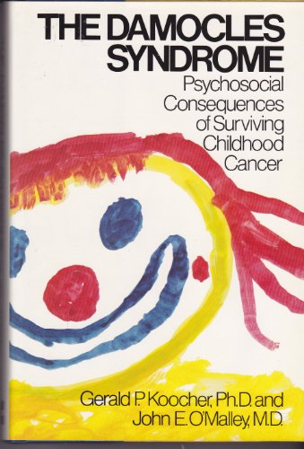 9780070353404: Damocles Syndrome: Psychosocial Consequences of Surviving Childhood Cancer